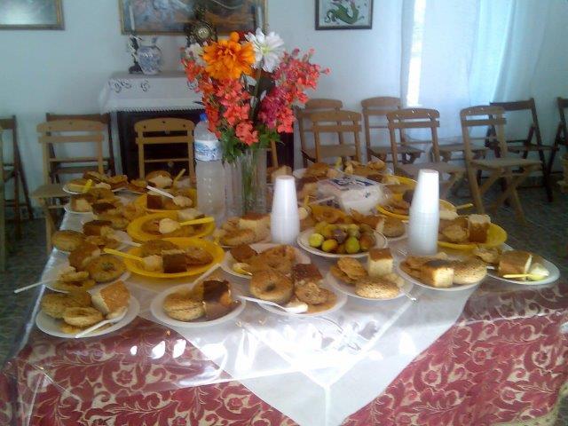 Το κασιώτικο τραπέζι