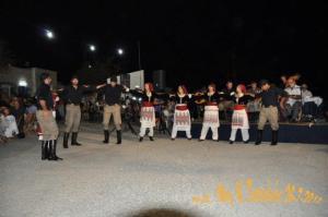 Το χορευτικό συγκρότημα Π. Σ. Αγίου Θωμά Ηρακλείου Κρήτης σε δράση...