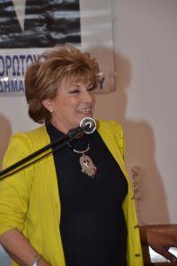 Η νέα Δήμαρχος Κάσου κ. Μαίρη Σορώτου-Τσανάκη