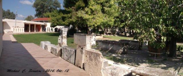 Το Αρχαιολογικό Μουσείο της Ερέτριας