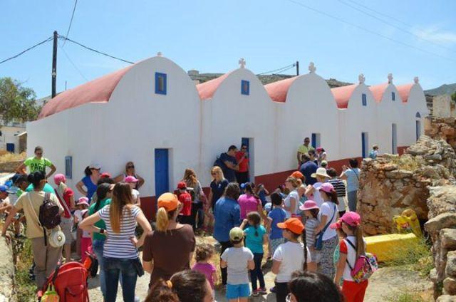 Επίσκεψη στις 6 εκκλησιές. Φωτογραφίες: Νικολέτα Σοφίλα-Ιερομονάχου