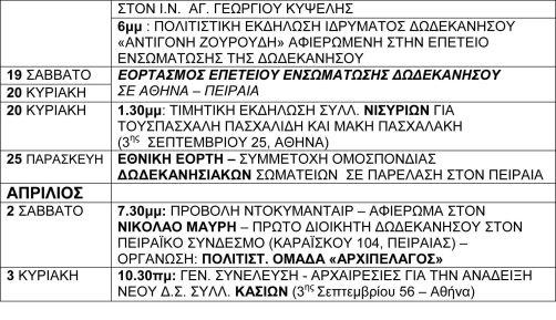 ΠΡΟΓΡΑΜΜΑ ΙΑΝ - ΜΑΡ 2016Β-2