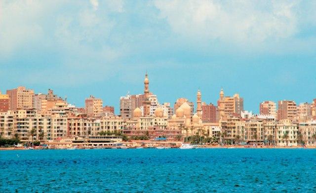 Αλεξάδρεια, στην Αίγυπτο, από τις ομορφότερες πόλεις στον κόσμο
