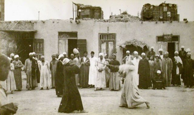 """Σουέζ 1917, αγώνας με """"ναμπούτια"""""""
