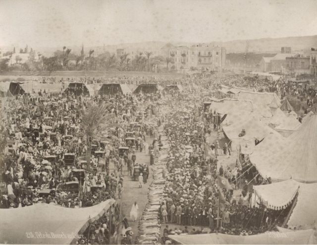 Doseh - Τελετή Κάϊρο 1880